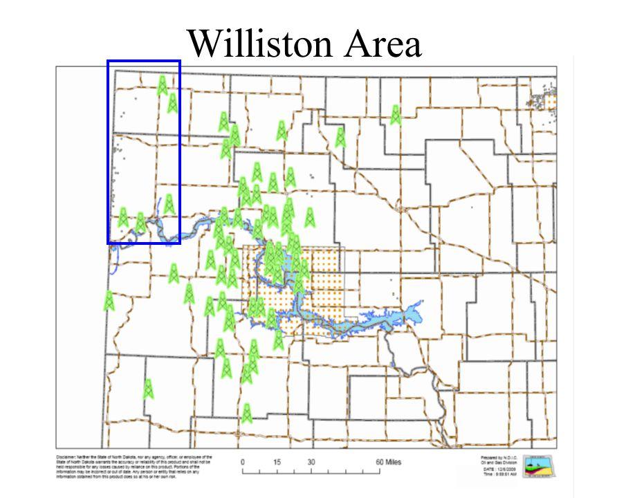 Williston Area