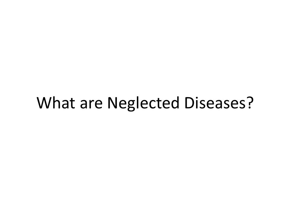 Neglected Tropical Diseases Disabling and Disfiguring – DALYs vs.