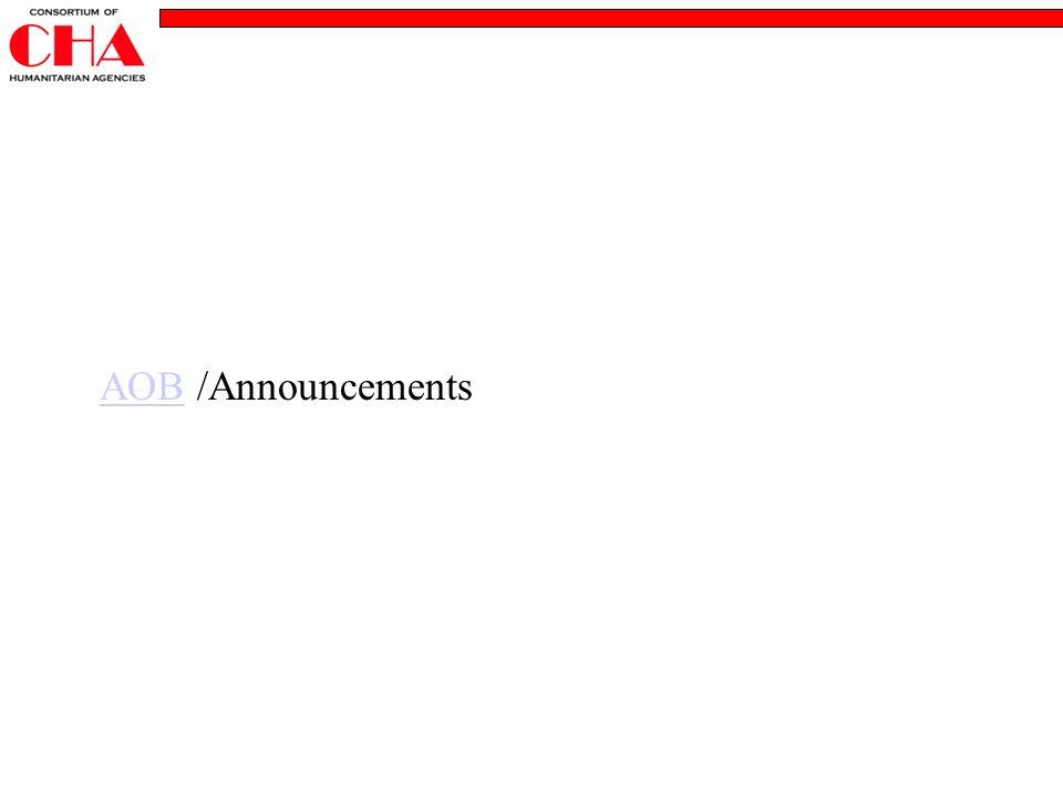 AOBAOB /Announcements
