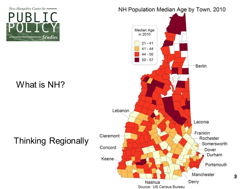 2 66 What is NH? Thinking Regionally