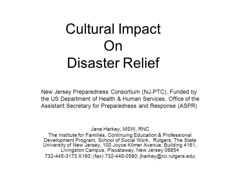 What resources and supports would community and cultural/ethnic groups provide during or following a disaster.
