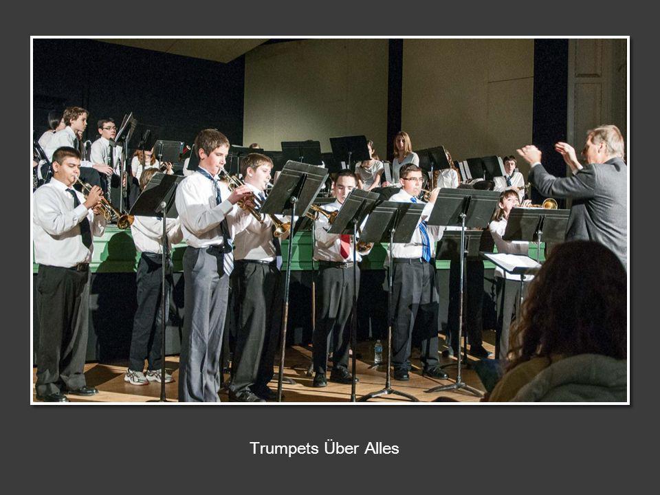 Trumpets Über Alles
