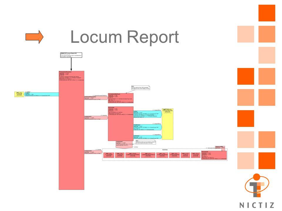 Locum Report