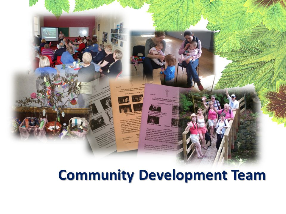 Community Development Team