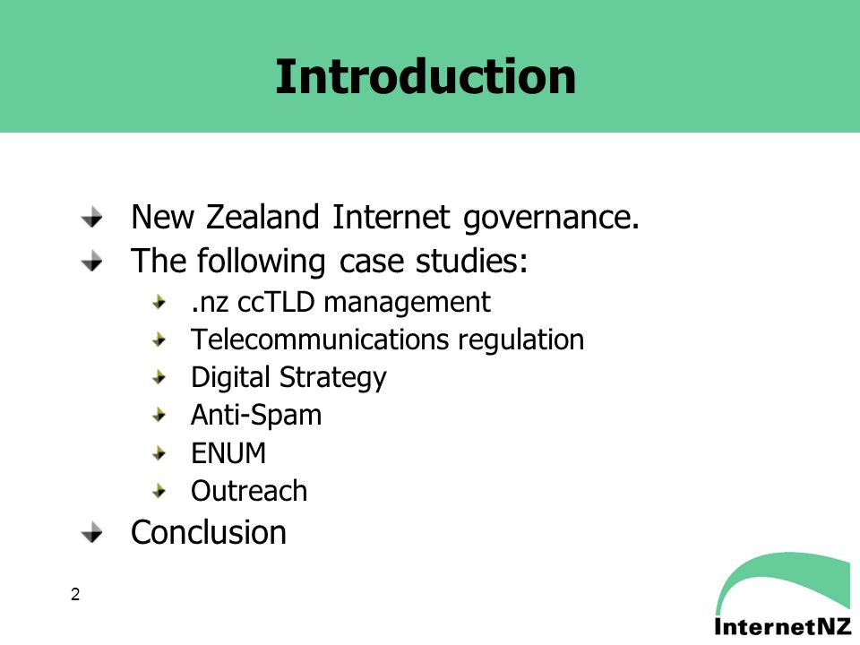 13 Anti-Spam Key initiative where InternetNZ has sought legislative back-up for an Anti-Spam Code of Practice.