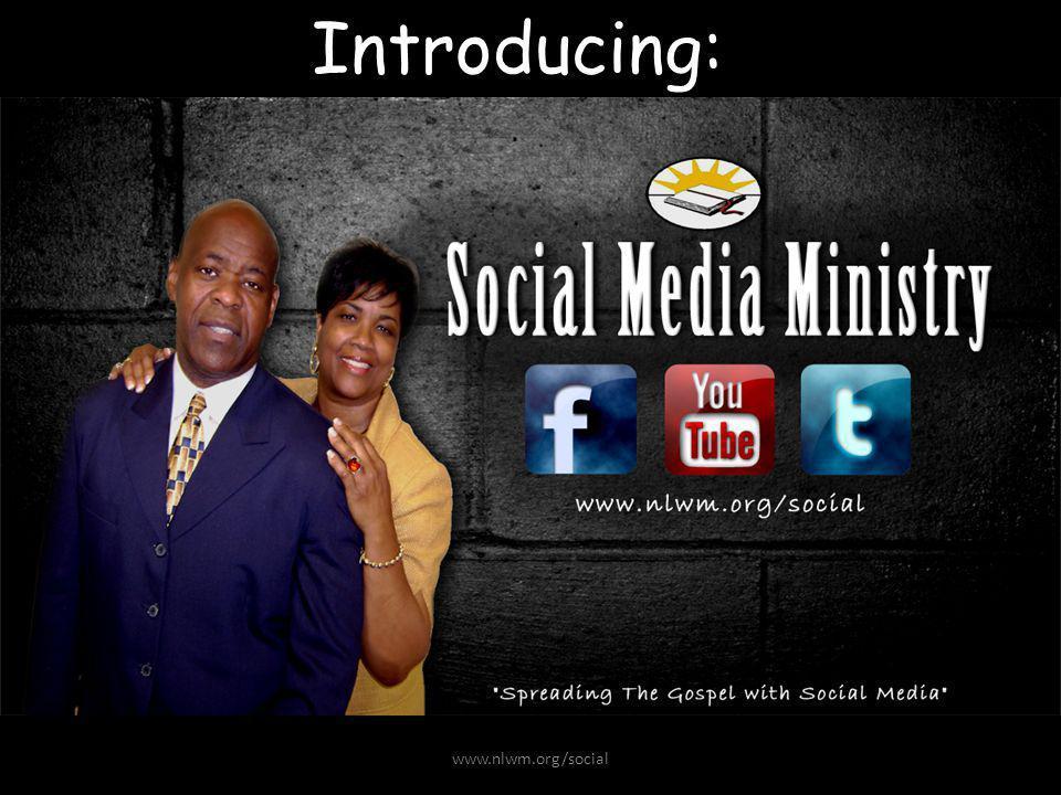 Introducing: www.nlwm.org/social