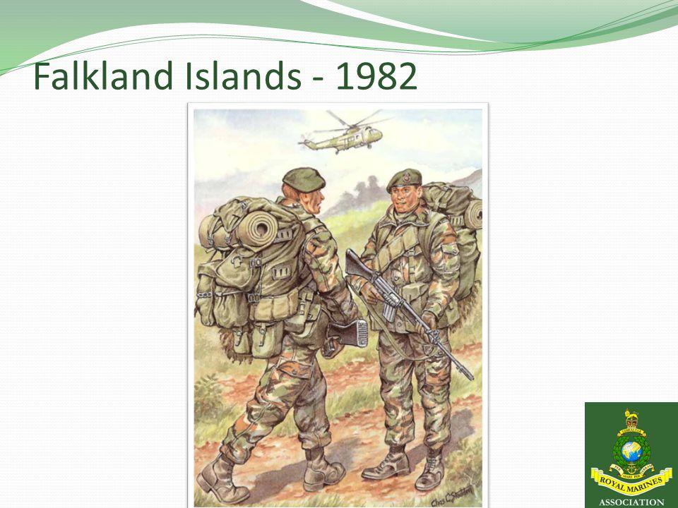 Falkland Islands - 1982