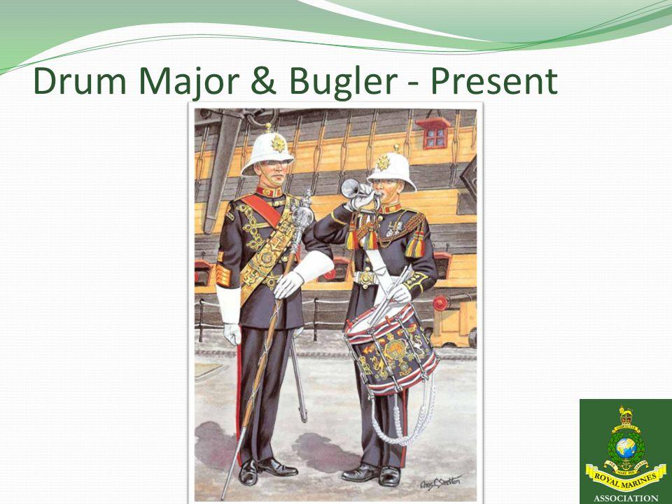 Drum Major & Bugler - Present