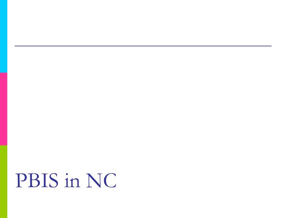 PBIS in NC