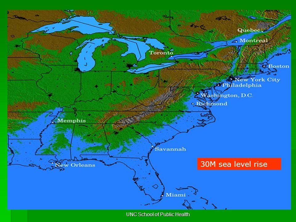 30M sea level rise