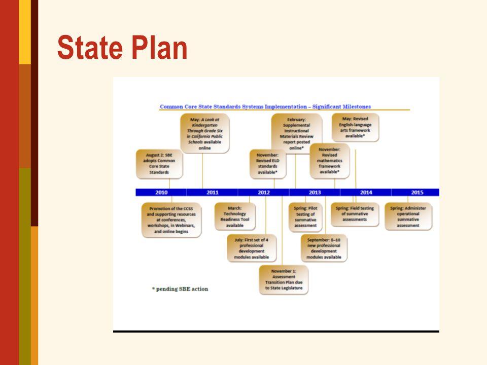 State Plan