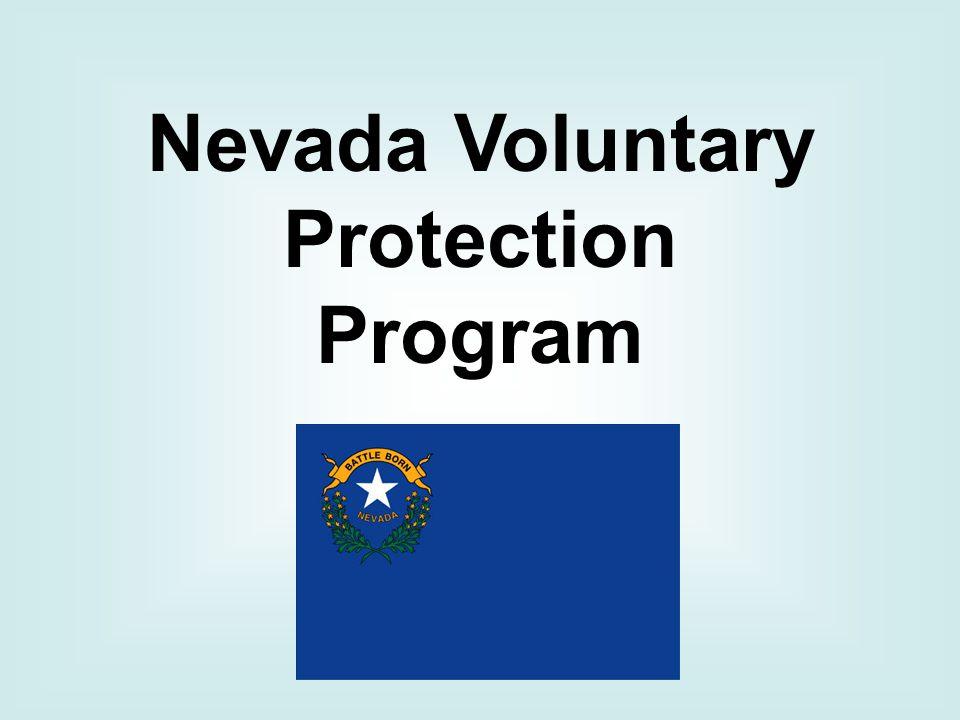 Nevada Voluntary Protection Program