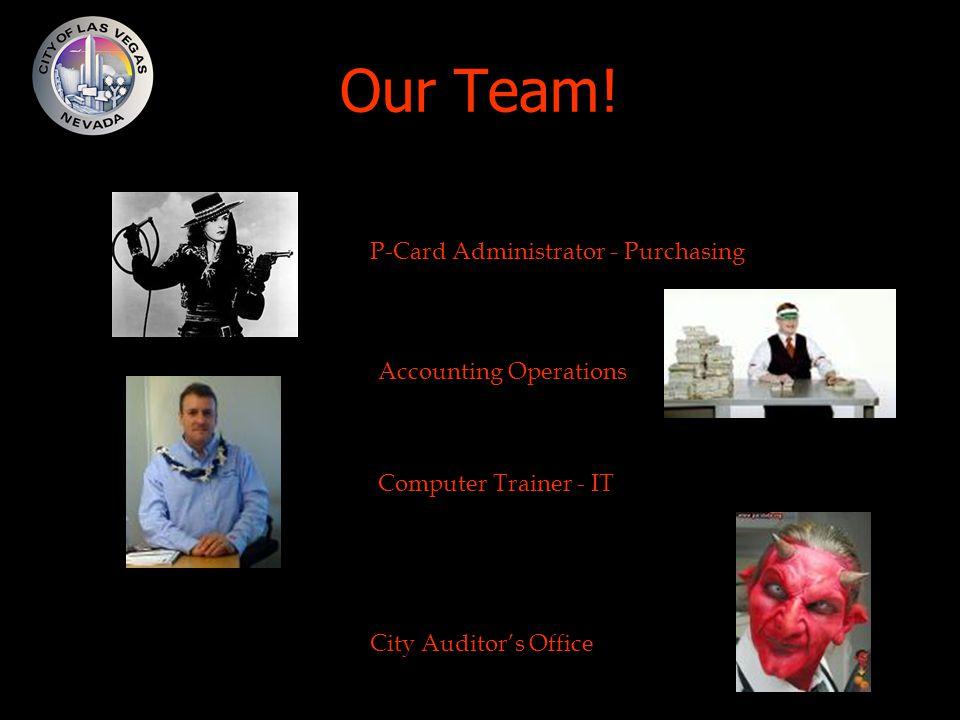 Our Team.