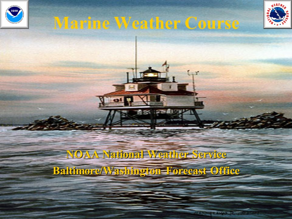 Marine Safety Before going out onto the water…BE PREPARED!.