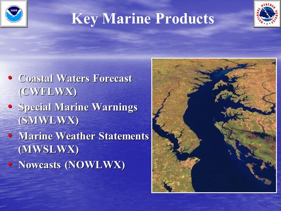 Marine Weather Message