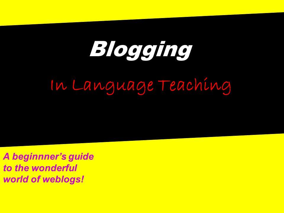 Next… Successful blogging!