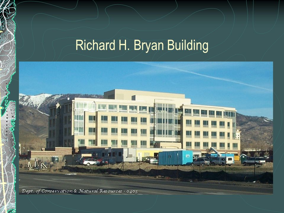 Richard H. Bryan Building