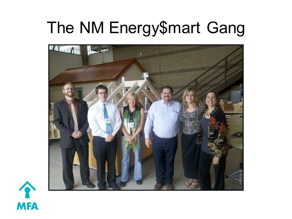 The NM Energy$mart Gang