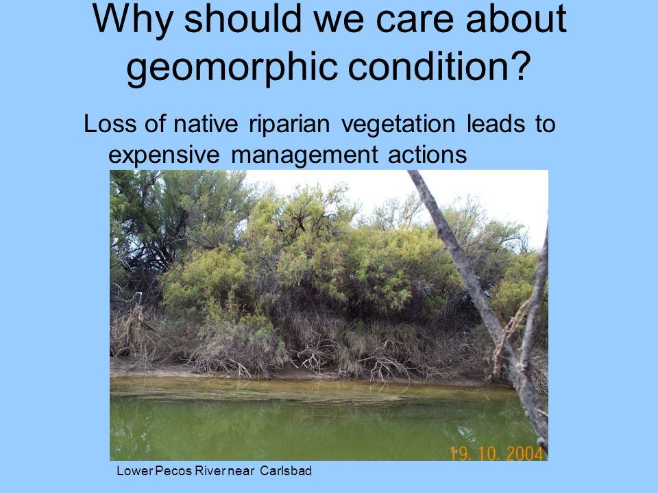 Hydrologic Vulnerability Assessment This needs to be done in order to take next step of prioritizing New Mexico's water resource needs Center for Ecological Sciences Shann Stringer