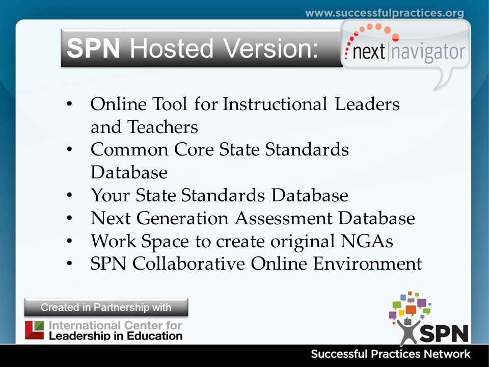 Access Higher subscription level of SPN