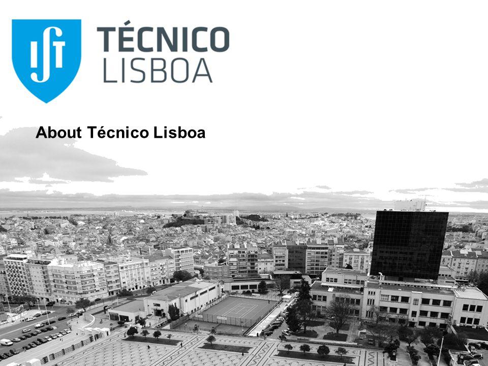 About Técnico Lisboa