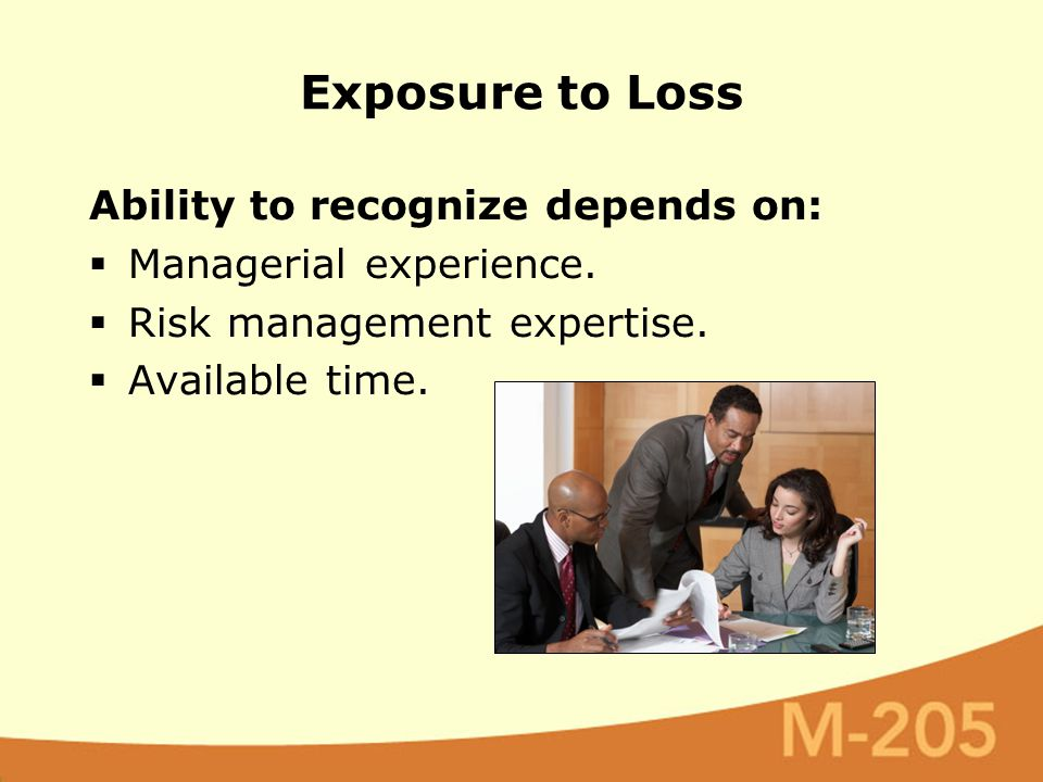 Ability to recognize depends on:  Managerial experience.