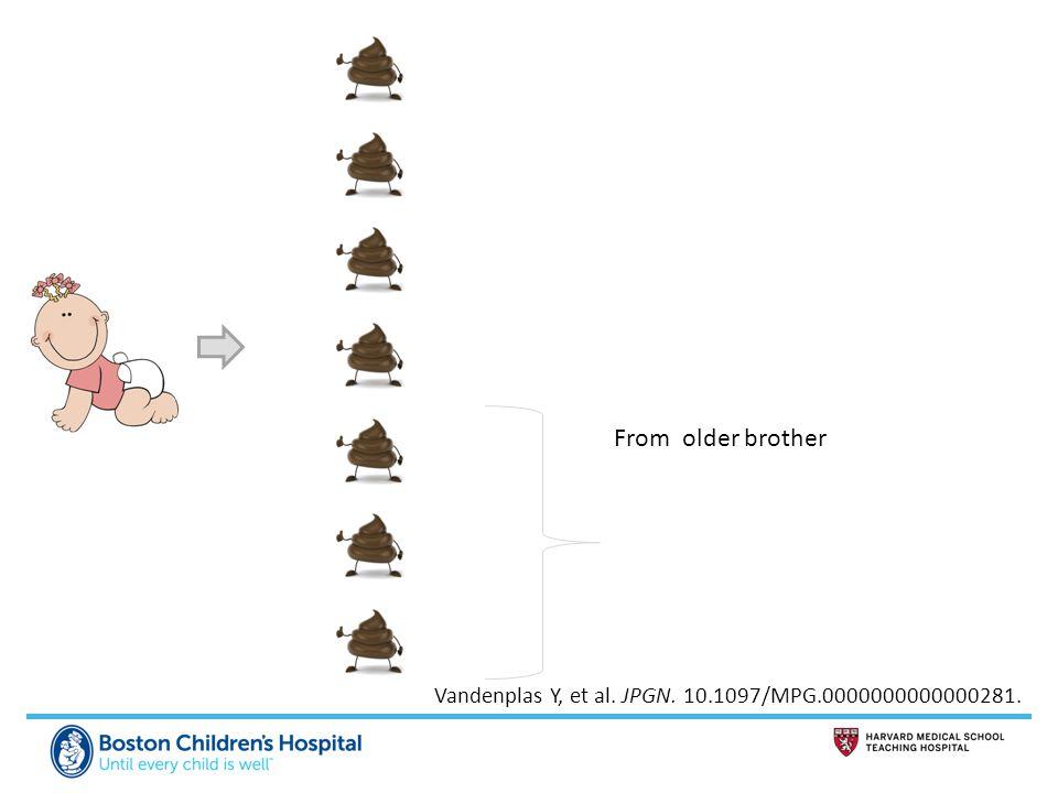 From older brother Vandenplas Y, et al. JPGN. 10.1097/MPG.0000000000000281.