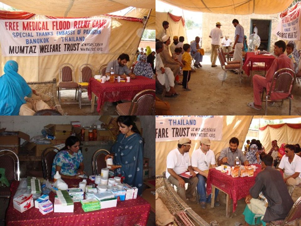 Second Day Of Mobile Camp, nearby Sanawan (Kot Adu) Second Day Of Mobile Camp 11 th Sep 10, nearby Sanawan (Kot Adu) Note: on 11th and 12th Sep 10, MWT Team 1 continued first camp in Qasba Gujarat, MWT Team 2 started Mobile camping in surrounding of Kot Adu