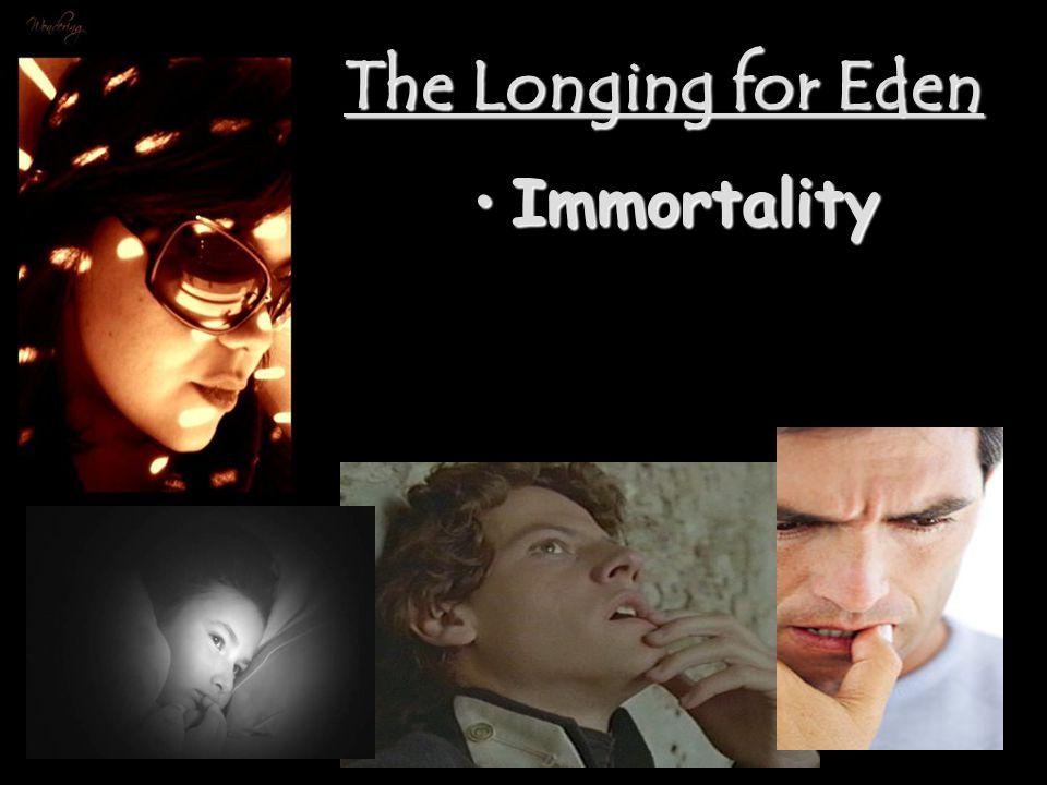 ImmortalityImmortality