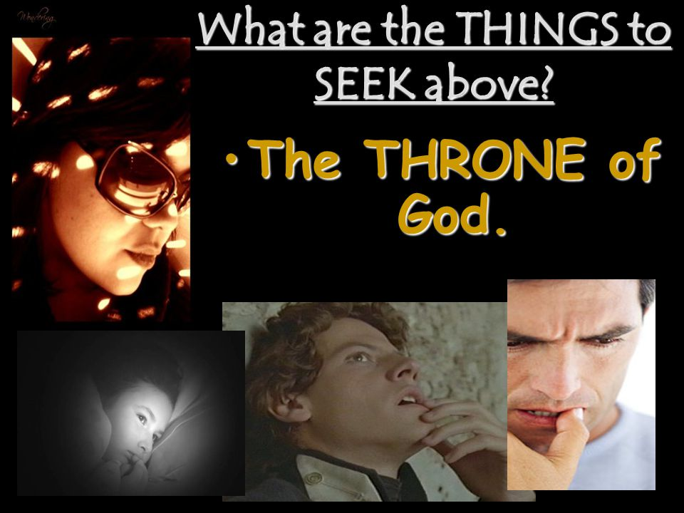 The THRONE of God.The THRONE of God.