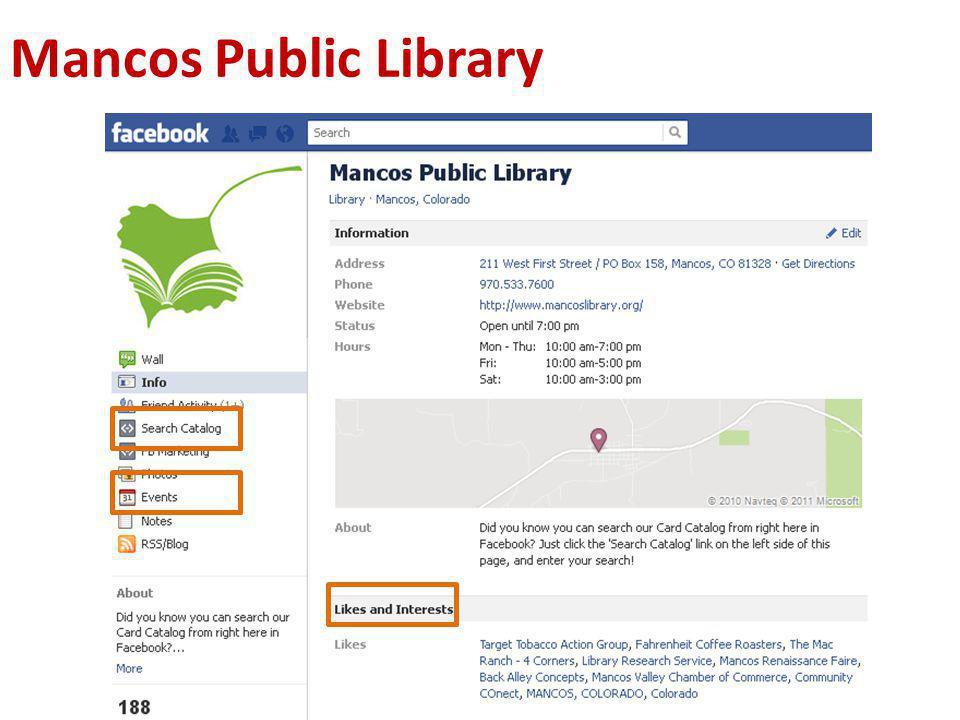 Mancos Public Library