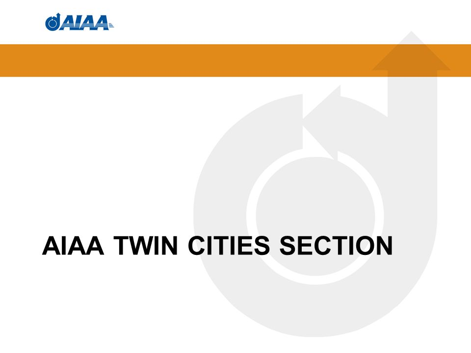 AIAA TWIN CITIES SECTION