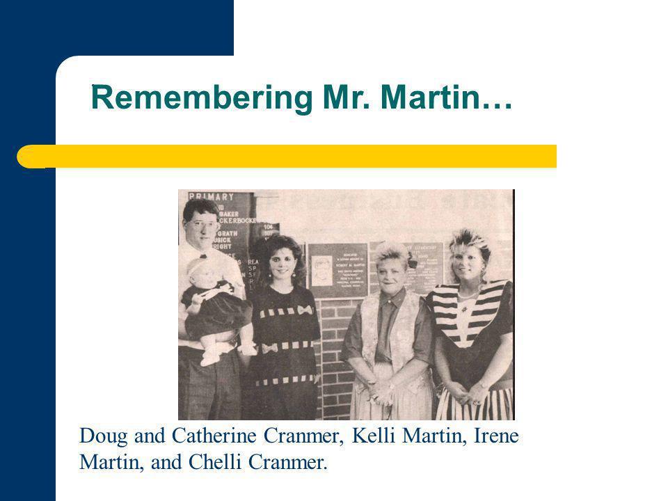 Doug and Catherine Cranmer, Kelli Martin, Irene Martin, and Chelli Cranmer.