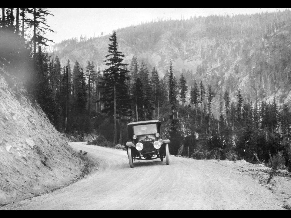 Roads and Trails around Mt. Hood