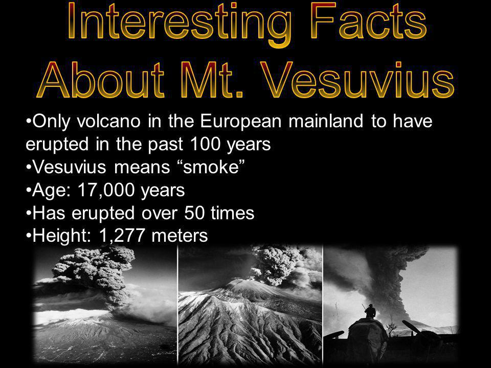 Most Damaging Eruption: A.D.