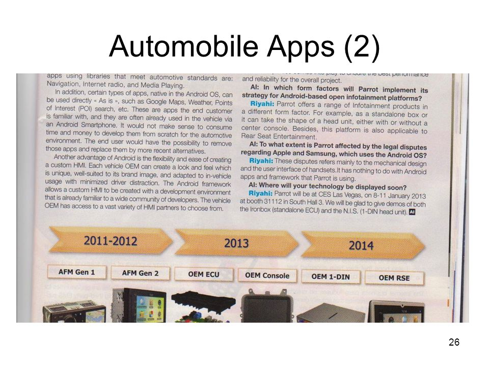 Automobile Apps (2) 26