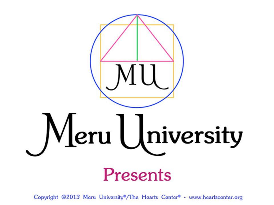 Meru University Presents