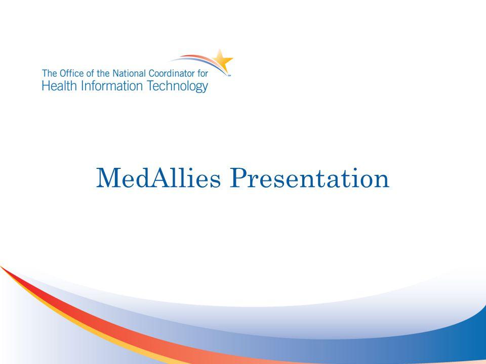 MedAllies Presentation