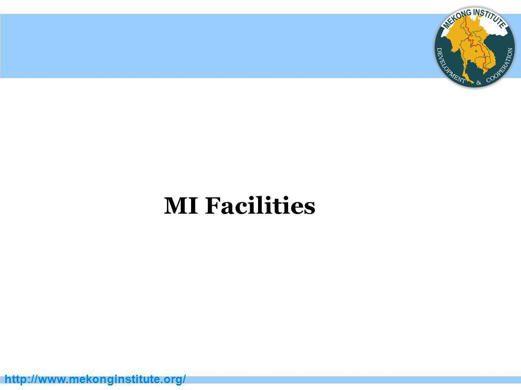 http://www.mekonginstitute.org/ MI Facilities
