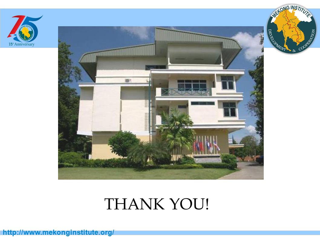 http://www.mekonginstitute.org/ THANK YOU!