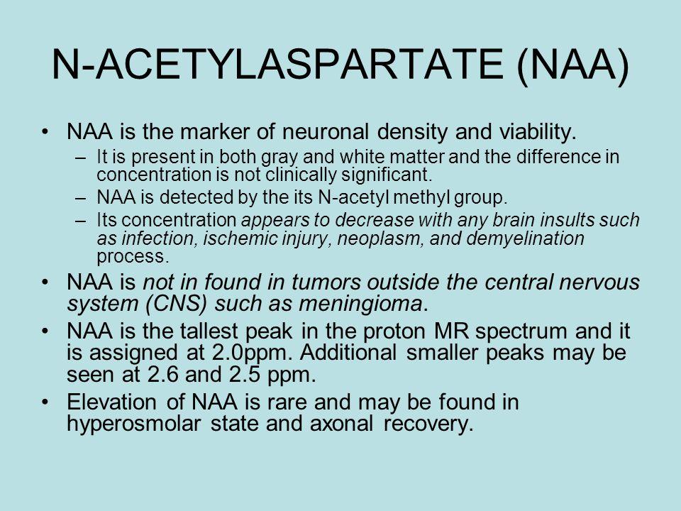 MRS: decreased NAA & increased lactate Dx: Proprionic Aciduria