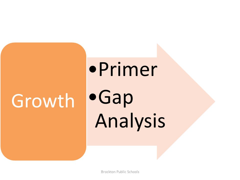 Primer Gap Analysis Growth