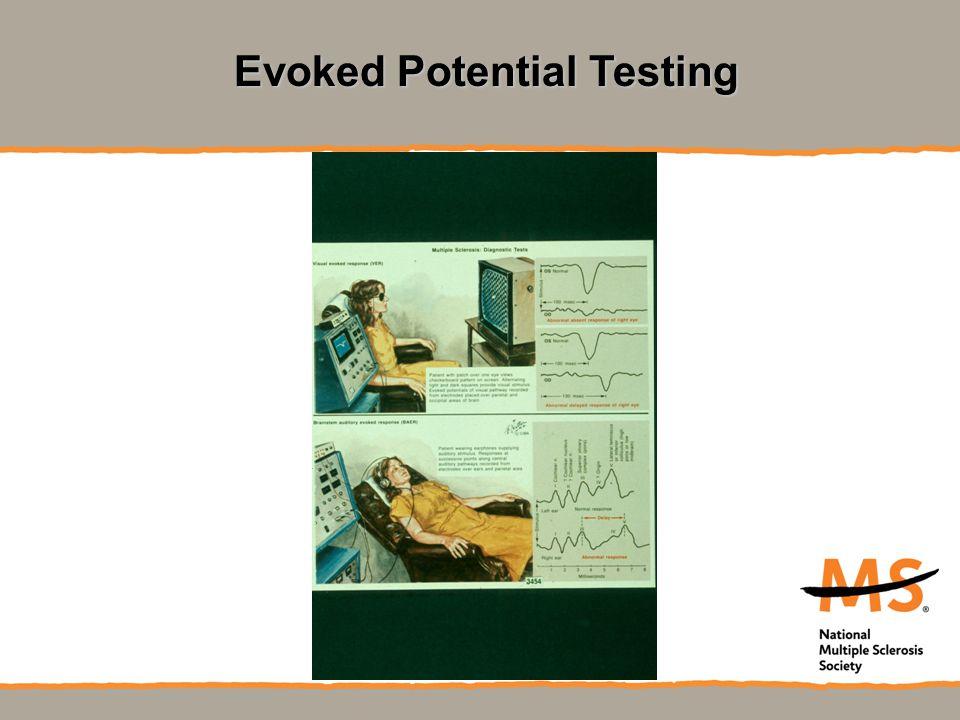 Evoked Potential Testing