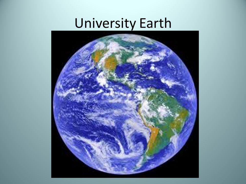 University Earth