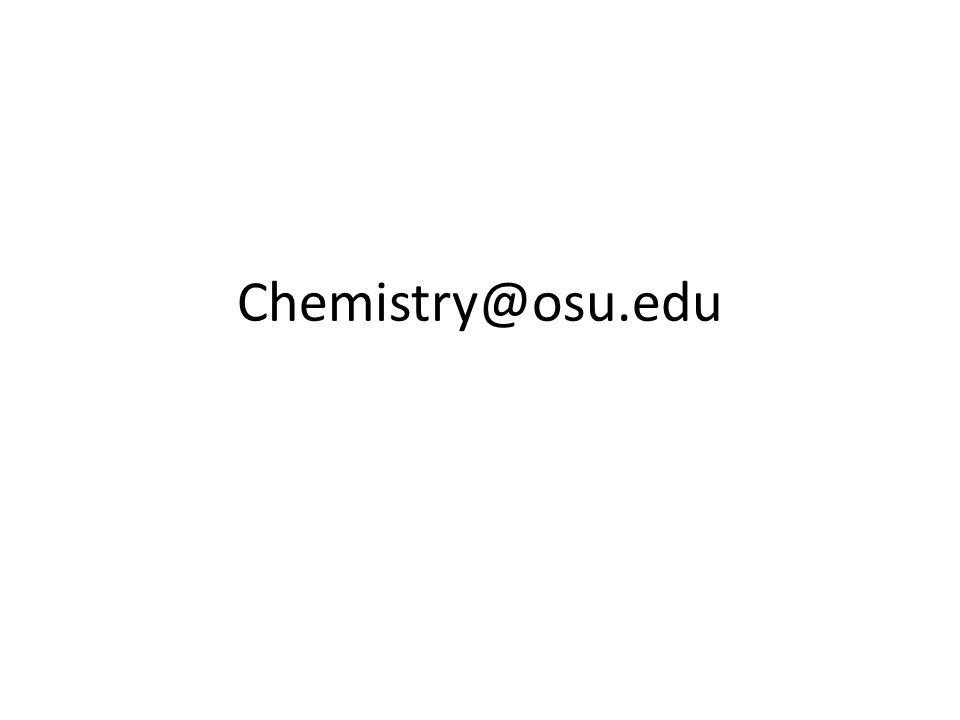 Chemistry@osu.edu