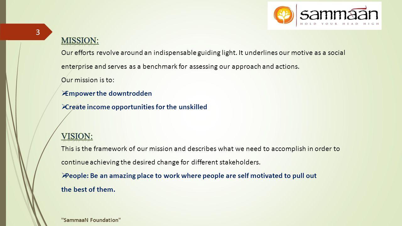 3 ''SammaaN Foundation