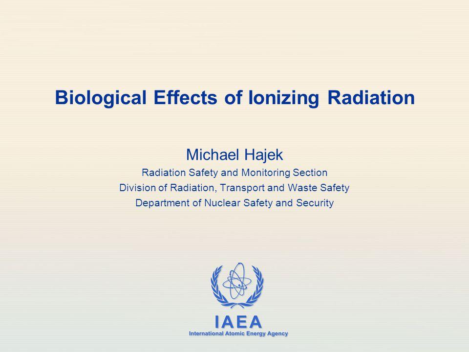 IAEA Further Information IAEA Safety Standards −No.