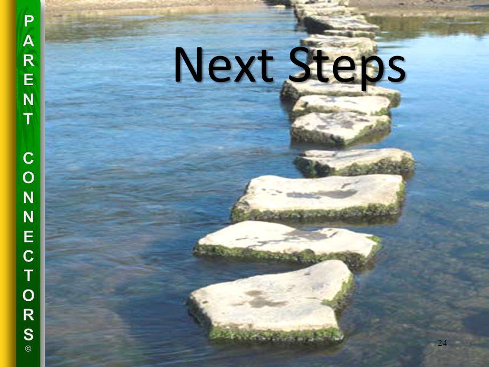 24 Next Steps
