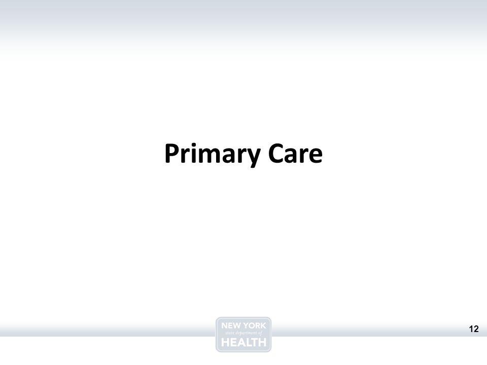 12 Primary Care