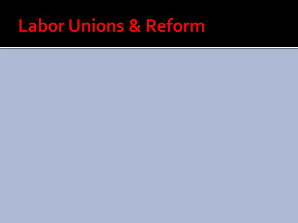  Reformers not revolutionaries.  Denounced by Marx  Believed that by winning the right to vote socialist goals would be achieved gradually by worki